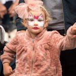 Annas ansiktsmålning barnkalas, firmafest, barnens dag