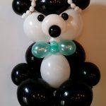 ballongdjur panda
