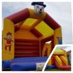Hoppborg clown