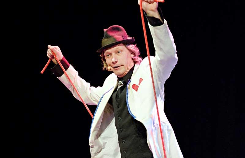 cirkus kalle varite show