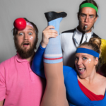 Kompani Kvick – Cirkus