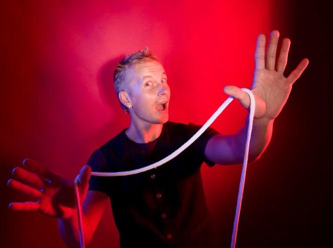 Marcus Persson trollkarl