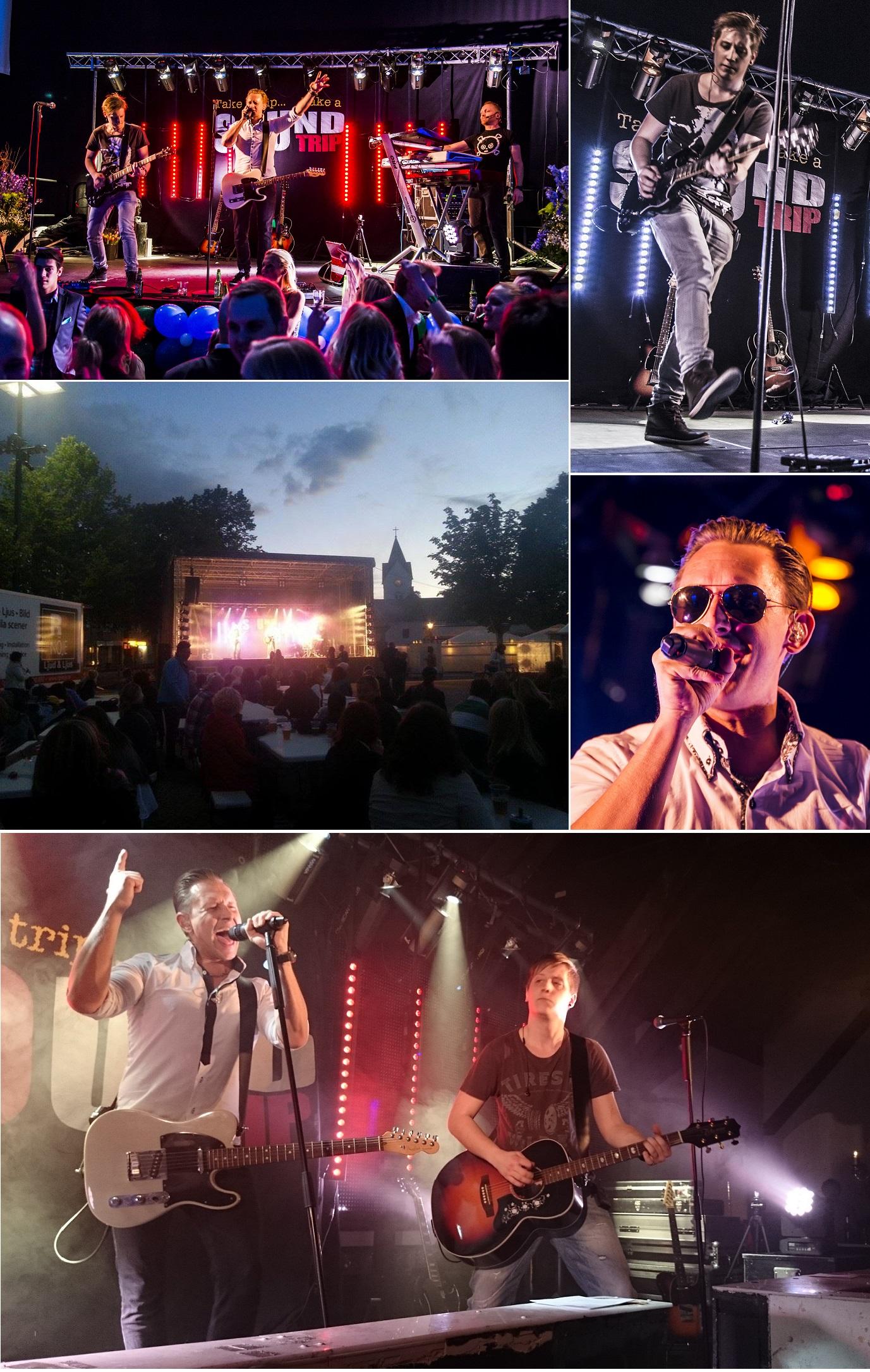 Sound Trip musik festival tips företag event julbord rock röj ös