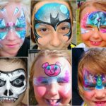 Fantasy face painting & Ballongfigurer