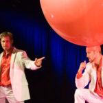 Boka ballong mannen, ballång mannen, ballongmannen