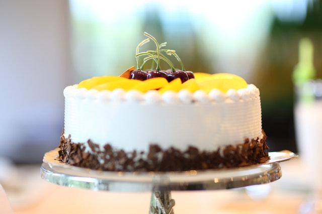 Tårta till kalas bröllop tårtbud
