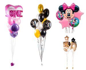 ballongbukett bukett ballong ballonger