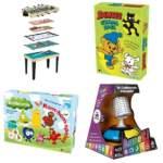 Roliga barnspel, spel till barn