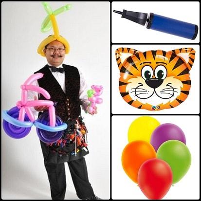 Allt om ballonger till fest och kalas