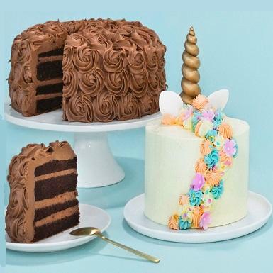 Lokala tårtbagare - bageri - tårta till bröllop kalas fest