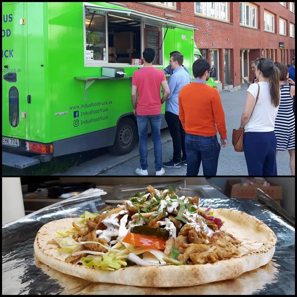 Food truck Stockholm