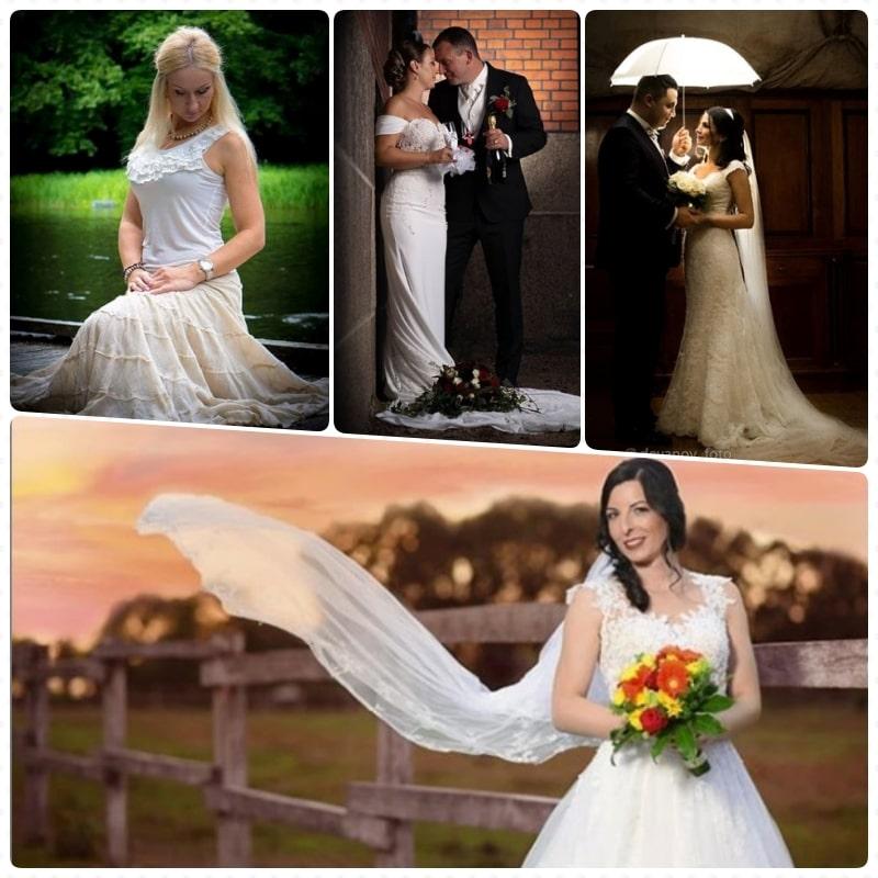 Bröllopsfotograf från Göteborg