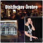 DJ discjockey i Örebro