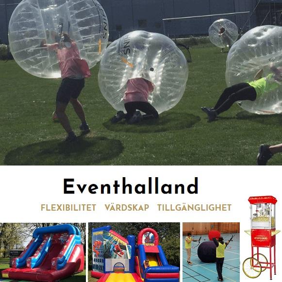 Hyr aktiviteter i Halland