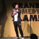 Boka standup komiker viktor klämming